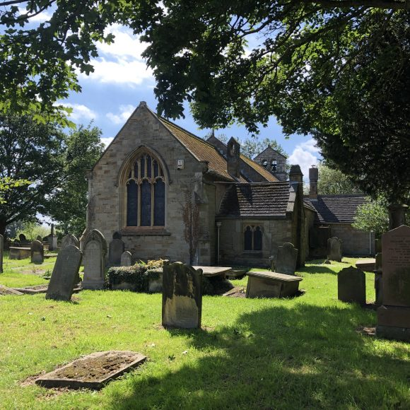 Afternoon Church – 17th October 2019