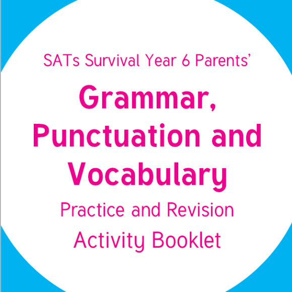 Class 6 – SATs Grammar, Punctuation & Vocabulary Activity Pack