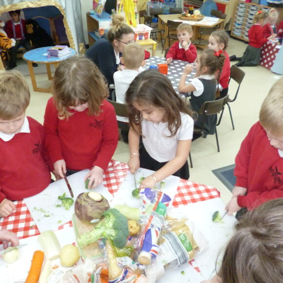 Term Two in Reception Class (Spring Term)