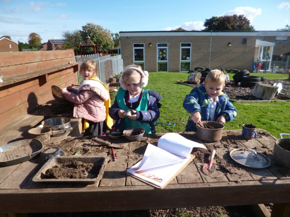 Term One in Reception Class (Autumn Term)