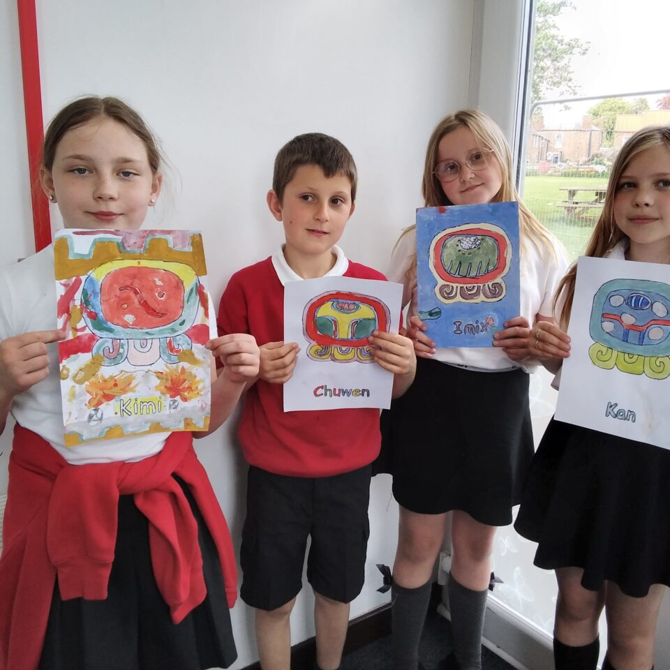 Class 4's Mexican Themed Topic