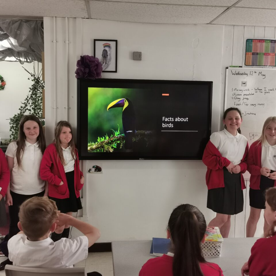 Class 5 – Trying out Teaching!