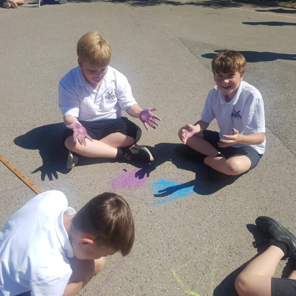 All About Triangles! (Class 4)