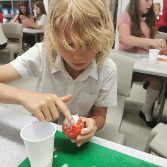 """Class 5 Topic – """"Wonders of Our World"""""""